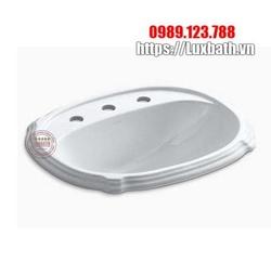Chậu rửa lavabo Kohler K-2189T-8-0