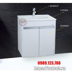 Bộ tủ chậu lavabo Treo Tường Caesar EH05024AV