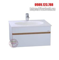Bộ tủ chậu lavabo Treo Tường Caesar EH05024DDV