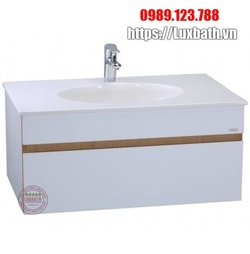 Bộ tủ chậu lavabo Treo Tường Caesar EH05026DDV