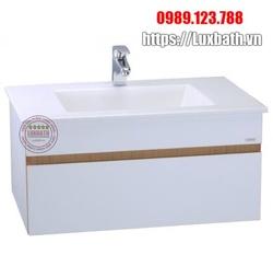 Bộ tủ chậu lavabo Treo Tường Caesar EH05032DDV