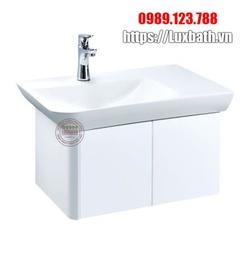 Bộ tủ chậu lavabo Treo Tường Caesar EH05372A