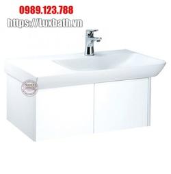 Bộ tủ chậu lavabo Treo Tường Caesar EH05374A