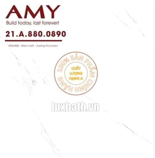 Gạch lát nền Á Mỹ 80x80 21.A.880.0890