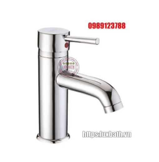 Vòi chậu lavabo 1 lỗ nóng lạnh Royal RA-160