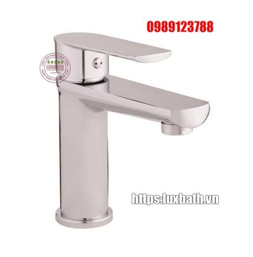 Vòi chậu lavabo 1 lỗ nóng lạnh Royal RA-761-1