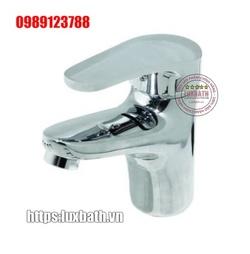Vòi chậu lavabo 1 lỗ nóng lạnh Royal RA-112