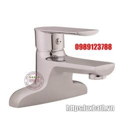 Vòi chậu lavabo 3 lỗ nóng lạnh Royal RA-761-3