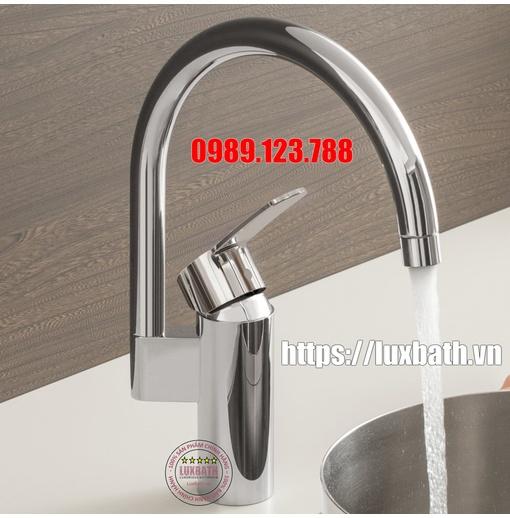 Vòi rửa bát nóng lạnh Grohe 30221002