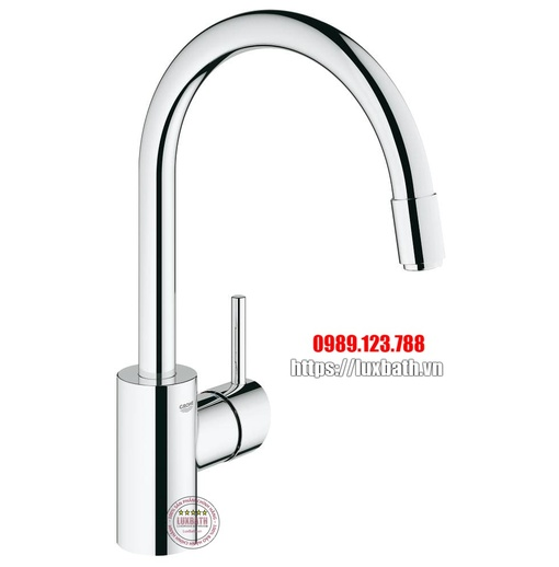 Vòi rửa bát nóng lạnh Grohe 31117001