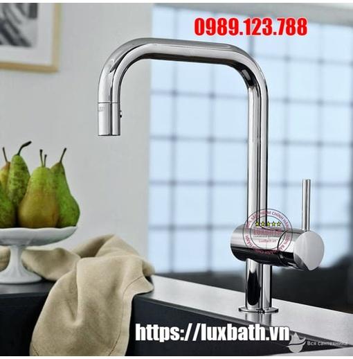 Vòi rửa bát nóng lạnh Grohe 31122002