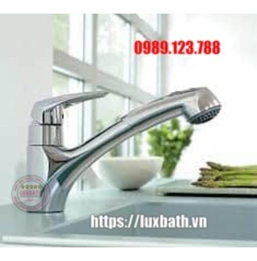 Vòi rửa bát nóng lạnh Grohe 32257001