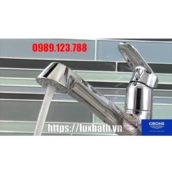 Vòi rửa bát nóng lạnh Grohe 32942002