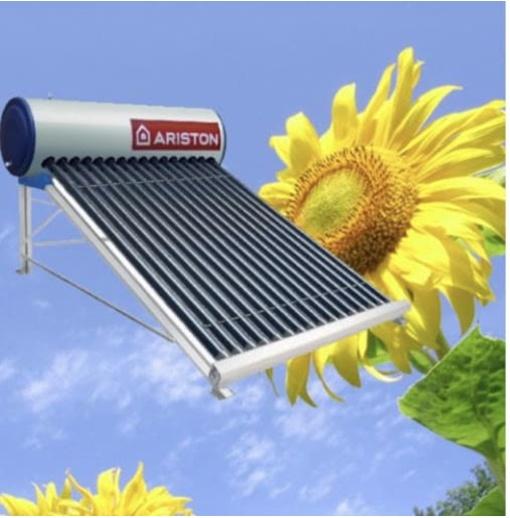 Năng Lượng Mặt Trời Ariston Eco 1814 25 T N SS 175L