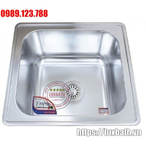 Chậu Rửa Inox Đại Thành Cao Cấp DX41001 SUS 304