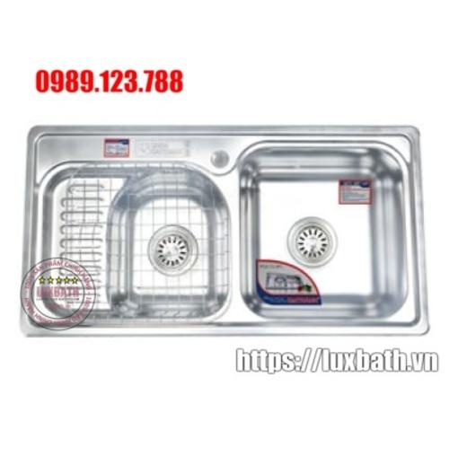 Chậu Rửa Inox Đại Thành Cao Cấp DX42000 SUS 304