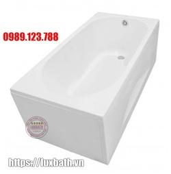 Bồn Tắm TOTO PAY1515VC#W/TVBF411 Chân Yếm 1.5M