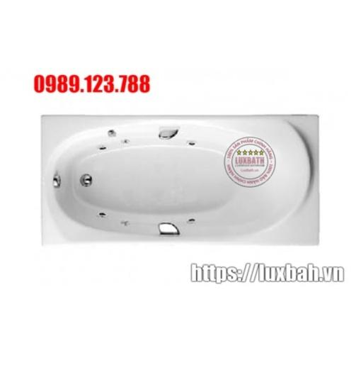 Bồn Tắm TOTO PPYK1710ZRHPE#P/TVBF411 Ngọc Trai Massage 1.7M