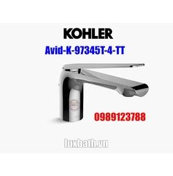 Vòi chậu rửa mặt nóng lạnh Kohler Avid K-97345T-4-TT