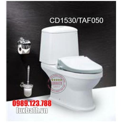 Bồn Cầu Nắp Rửa Cơ Caesar CD1530/TAF050