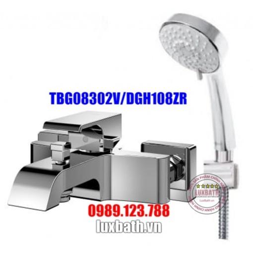 Vòi Sen Tắm Nóng Lạnh TOTO TBG08302V/DGH108ZR