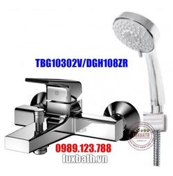 Vòi Sen Tắm Nóng Lạnh TOTO TBG10302V/DGH108ZR