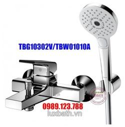Vòi Sen Tắm Nóng Lạnh TOTO TBG10302V/TBW01010A