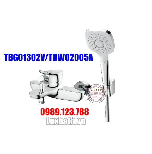 Vòi Sen Tắm Nóng Lạnh TOTO TBG01302V/TBW02005A