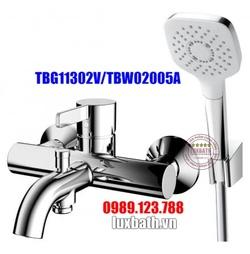 Vòi Sen Tắm Nóng Lạnh TOTO TBG11302V/TBW02005A