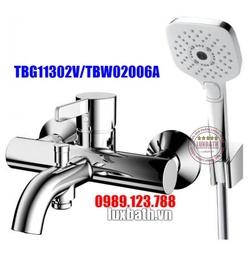 Vòi Sen Tắm Nóng Lạnh TOTO TBG11302V/TBW02006A
