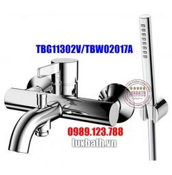 Vòi Sen Tắm Nóng Lạnh TOTO TBG11302V/TBW02017A