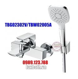 Vòi Sen Tắm Nóng Lạnh TOTO TBG02302V/TBW02005A