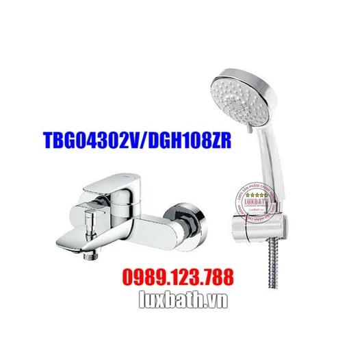 Sen Tắm Nóng Lạnh TOTO TBG04302V/DGH108ZR