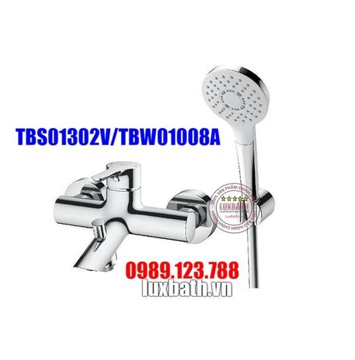 Sen tắm nóng lạnh TOTO TBS01302V/TBW01008A