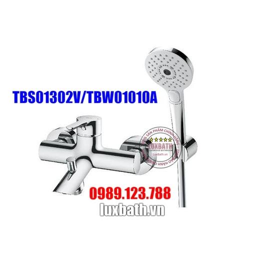 Sen tắm nóng lạnh TOTO TBS01302V/TBW01010A