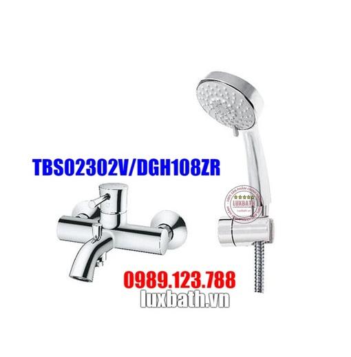 Sen tắm nóng lạnh TOTO TBS02302V/DGH108ZR