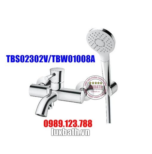 Sen tắm nóng lạnh TOTO TBS02302V/TBW01008A