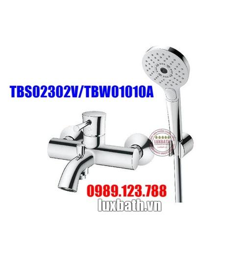 Sen tắm nóng lạnh TOTO TBS02302V/TBW01010A