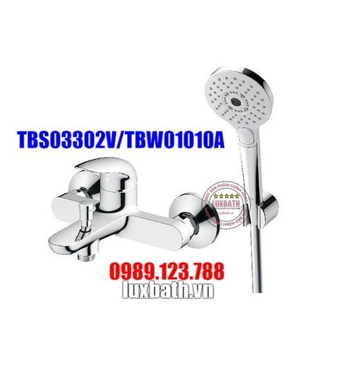 Sen tắm nóng lạnh TOTO TBS03302V/TBW01010A