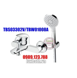 Sen tắm nóng lạnh TOTO TBS03302V/TBW01008A