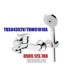 Sen tắm nóng lạnh TOTO TBS04302V/TBW01010A