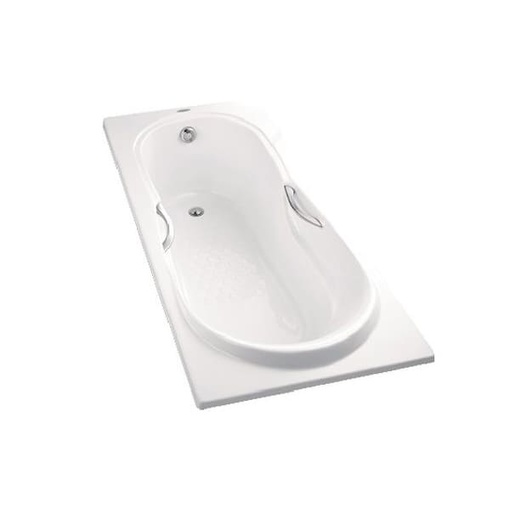 Bồn Tắm Nhựa TOTO PAY1770DH#W/DB501R-2B/TVBF412