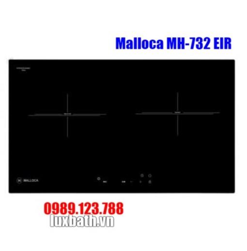 Bếp Điện Từ Malloca MH-732 EIR Kết Hợp Hồng Ngoại