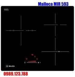 Bếp Điện Từ Malloca MIR 593 Kết Hợp Hồng Ngoại