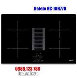 Bếp Điện Từ Hafele HC-IHH77D 536.61.655 Kết Hợp Hút Mùi