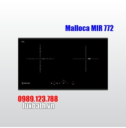 Bếp Điện Từ Malloca MIR 772 Kết Hợp Hồng Ngoại