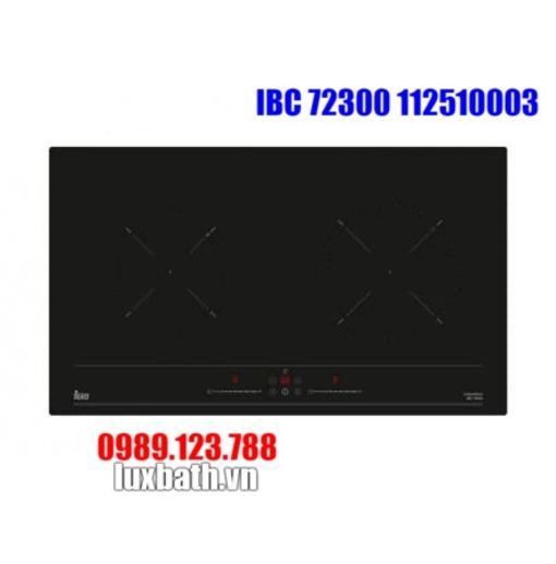 Bếp Điện Từ Teka IBC 72300 112510003 2 Mặt Bếp