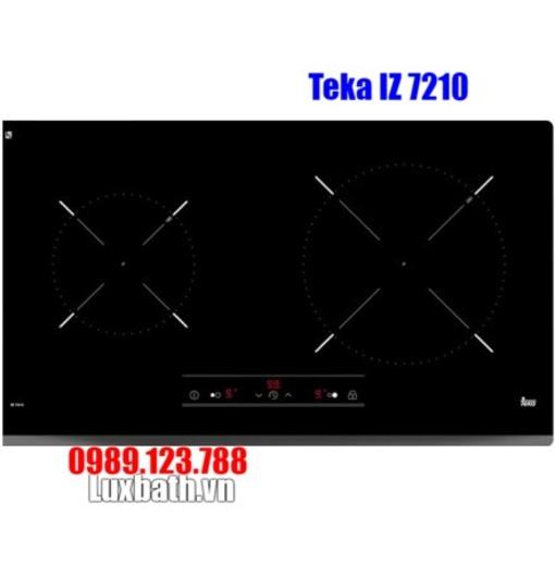 Bếp Điện Từ Teka IZ 7210 10210202 2 Mặt Bếp