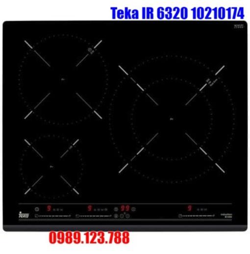 Bếp Điện Từ Teka IR 6320 10210174 3 Mặt Bếp
