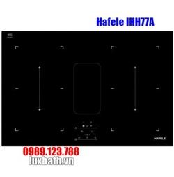 Bếp Điện Từ Hafele IHH77A 539.66.822 Kết Hợp Hút Mùi 4 Vùng Nấu